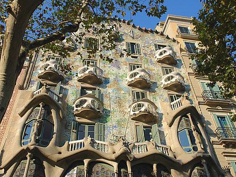 gaudi barcelona bilder
